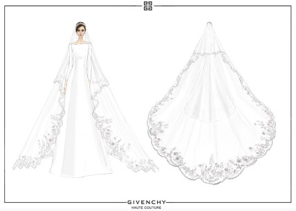 meghan-markle-givenchy-wedding-dress-sketch