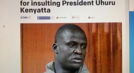 Kenyans online