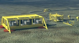 subsea well heads