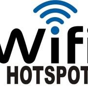Wi-Fi hotspots