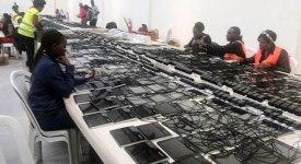 Hacked IEBC Servers