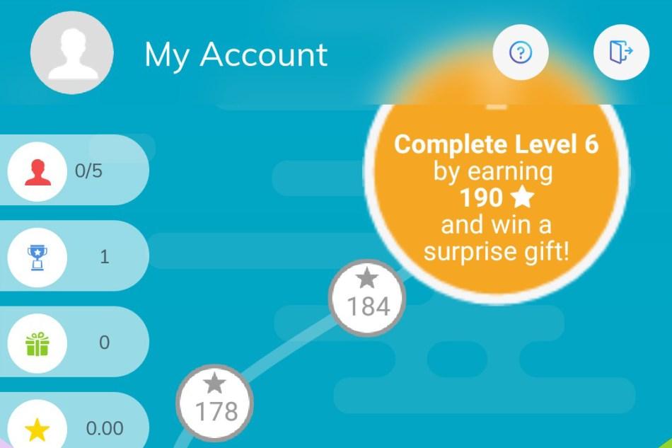 mKey reward system