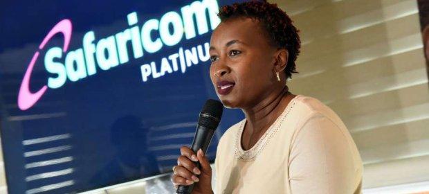 Safaricom collapse