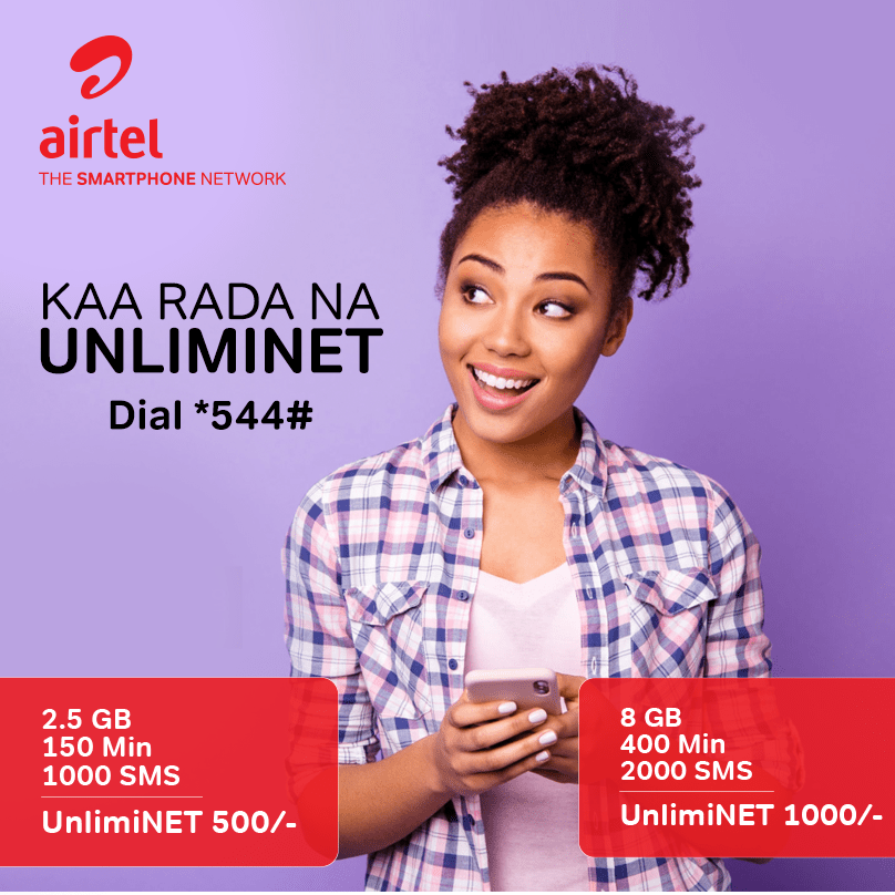 Unlimited Airtel Internet