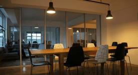 Nairobi Garage new office space