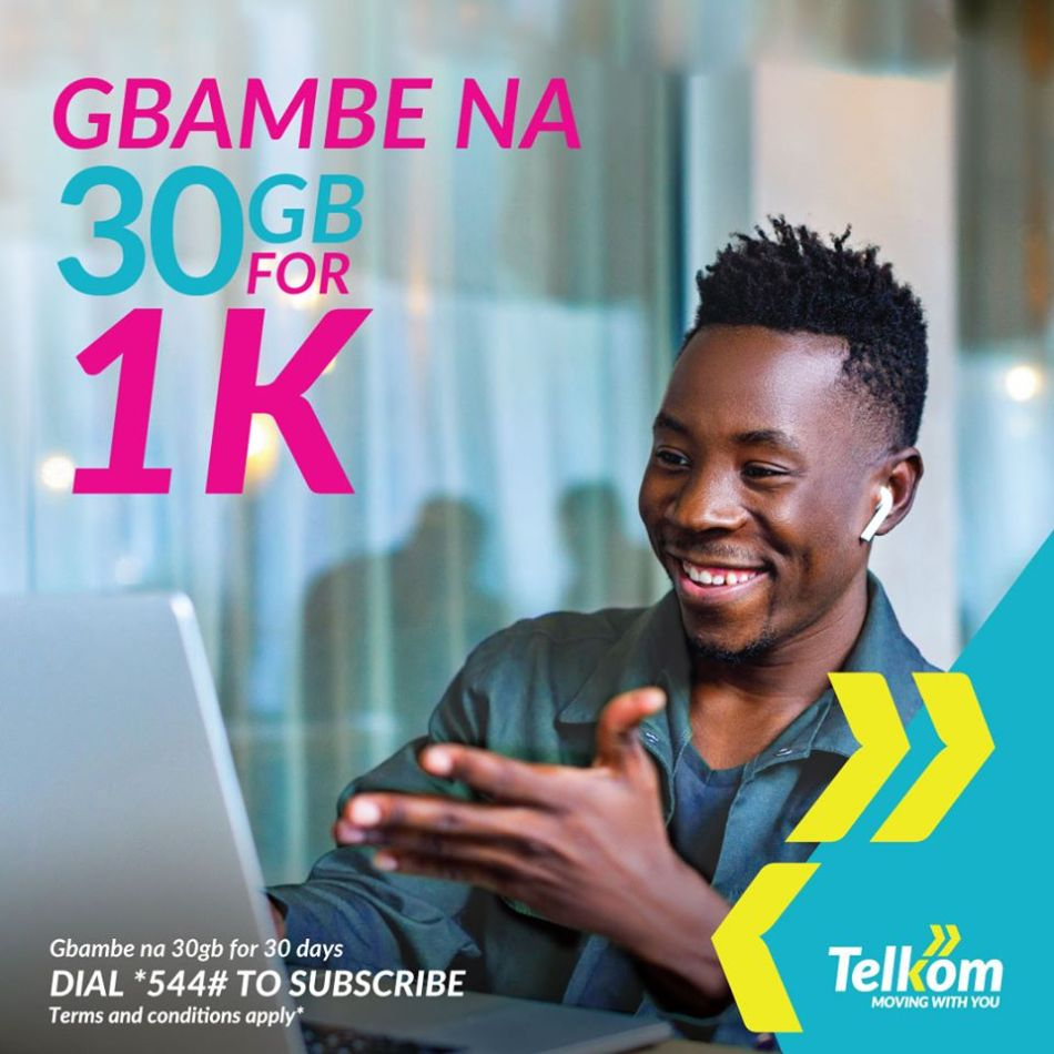 Affordable mobile internet telkom kenya
