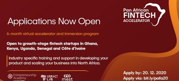 Pan-African Fintech Accelerator