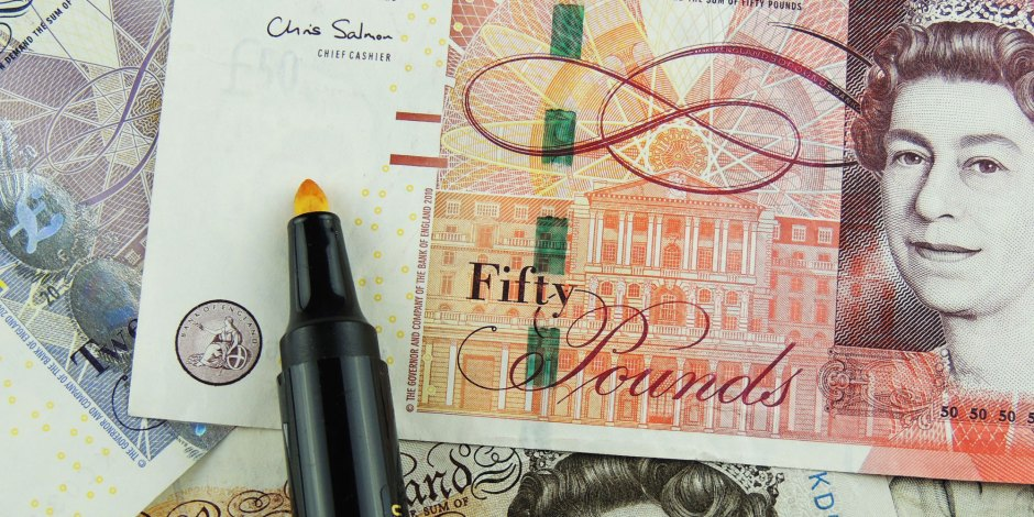 MONEY CHECKER PEN