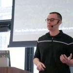 Scott DeLuzio presenting at LoopConf 2018