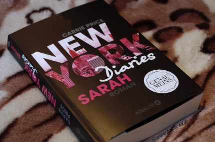 Carrie Price New York Diaries Sarah