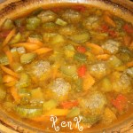 tajine-boulette-légume-bio