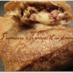 Recette de Samoussas à la viande et au fromage