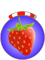 recette fraise-fruit-rouge-logo