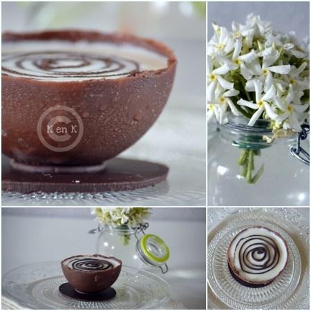 cuisine-dessert-blog-sphère-Demi sphere chocolat