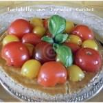 Recette des Tartelettes aux Tomates Cerises bio pour une entrée gorgée de soleil