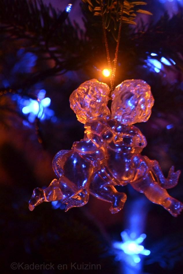 Photo de mes Anges de Noël pour le Projet 52