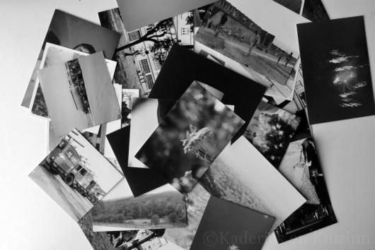 Photos du thème mémoire en noir et blanc pour le Projet 52