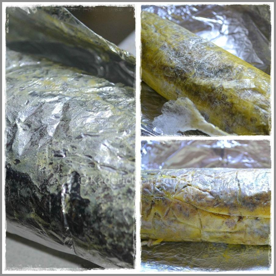 Foie gras vapeur fait maison recette de no l kaderick en kuizinn - Preparation du foie gras ...