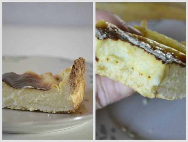 recette traditionnelle du flan pâtissier avec une pâte brisée et une crème vanillée