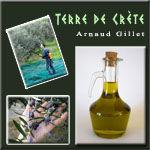 Huile d'olive Terre de Crète