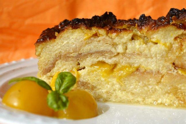 Recette du gateau de pain aux mirabelles bio pour un dessert gourmand - Kaderick en Kuizinn©