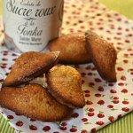 Recette des madeleines au sucre à la fève tonka de la marque Terre exotique® - Kaderick en Kuizinn©