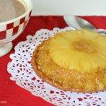 Recette du gâteau renversé à l'ananas caramélisé pour un joli souvenir d'enfance - Kaderick en Kuizinn©