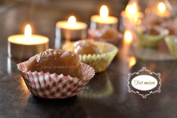 Recette des marrons glacés à la badiane pour des cadeaux gourmands Culino Versions - Kaderick en Kuizinn©2012