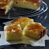Gâteau citron et lait iben au caramel de citron fait avec de segments- Kaderick en Kuizinn©2012