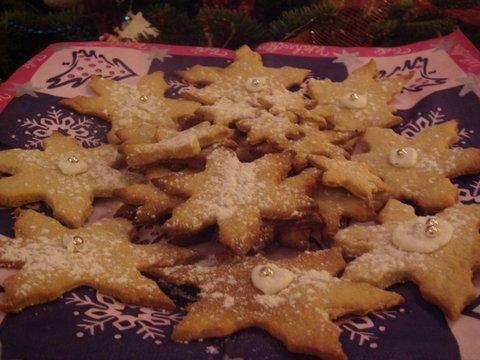 recette sablé aux amandes - Kaderick en Kuizinn©2012 le blog de cuisine saine, bio avec des produits frais locaux