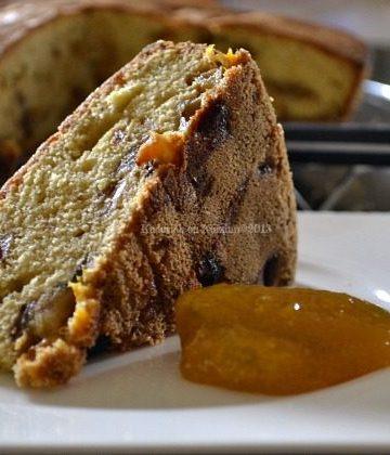 Recette du gâteau moelleux aux mandarines et pommes caramélisées - Kaderick en Kuizinn©2013