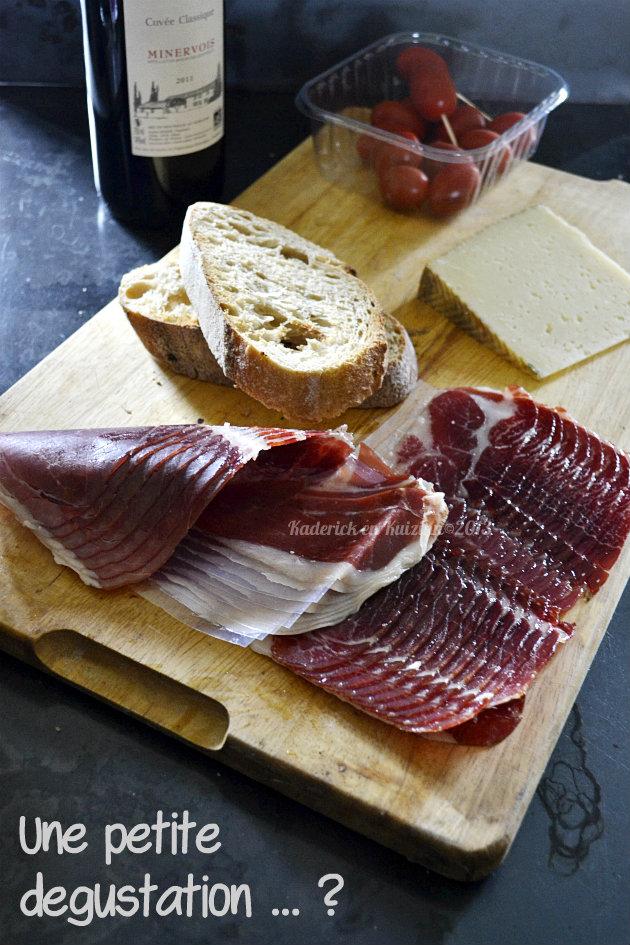 Partenariat avec Jamoteca® et le meilleur jambon espagnol Le Joselito® - Kaderick en Kuizinn©2013