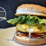 Recette plancha du Hamburger à la dinde ou au poulet cuit intégralement à la plancha