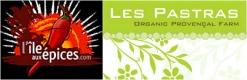 Logo ile aux epices et les pastras