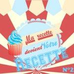 logo blog catégorie ma recette devient votre recette N°22