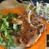 Recette côtes d'agneau panées à la chapelure de parmesan et herbes