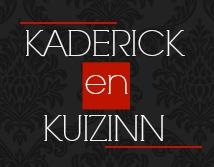 1 Logo signature favicon Kaderick
