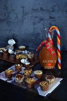 Chocolats Malakoff de Noël fait maison à offrir pour des cadeaux gourmands - recette d'enfance