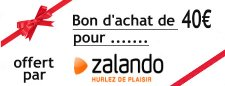 Logo bon achat zalando pour Kaderick en Kuizinn