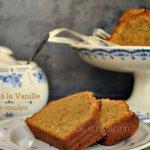 Recette de cake - Recette de cake sain à la vanille et au sucre rapadura complet