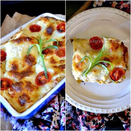 Recette lasagne plat de légumes à la provençale Culino Versions