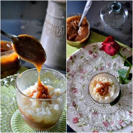 Recette riz au lait chocolaté ou riz au lait caramel beurre salé