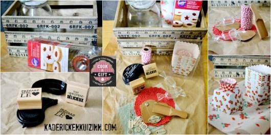 Riz au lait d'amande et partenariat Cook & Gift