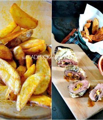 Potatoes country - Comment faire cuire des potatoes country fait maison
