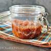 Chutney recette - Chutney aux pruneaux abricots framboises