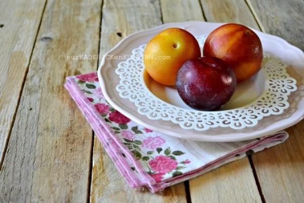 Confiture prunes - Recette de confiture aux prunes abricots vanille gingembre