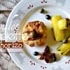 Paupiette poulet - Paupiettes farcies chorizo et polenta olives