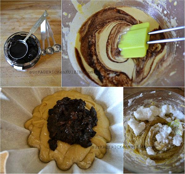 Tourte Pyrenees - Gâteau régional revu en tourte aux pruneaux