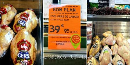 Mangez frais Achetez local, c'est Frais d'ici rayon volaille - Kaderick en Kuizinn