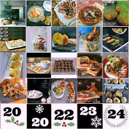 Jour 20 Calendrier de l'avent 2014 chez Kaderick en Kuizinn© chutney idéal avec le foie gras